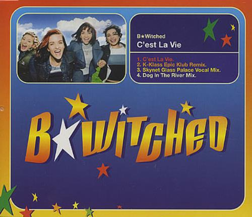 "B*Witched C'est La Vie CD single (CD5 / 5"") UK B54C5CE279219"