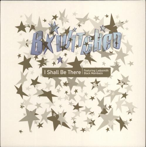 "B*Witched I Shall Be There - The Bold & Beautiful... 12"" vinyl single (12 inch record / Maxi-single) UK B5412IS148560"