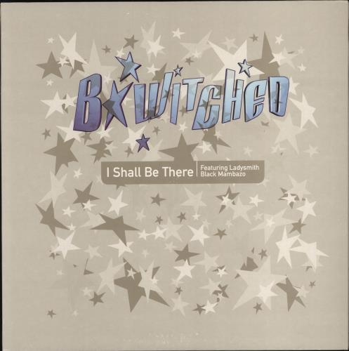 "B*Witched I Shall Be There - Tomski Mix 12"" vinyl single (12 inch record / Maxi-single) UK B5412IS148559"