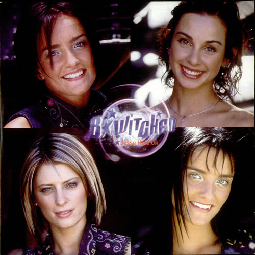 "B*Witched Jesse Hold On CD single (CD5 / 5"") UK B54C5JE144522"