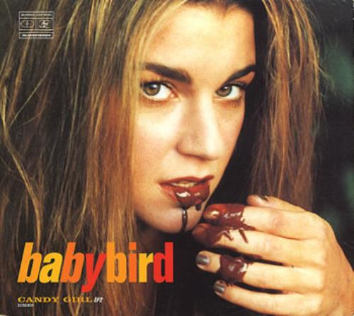"Babybird Candy Girl - EP2 CD single (CD5 / 5"") UK BYBC5CA80415"