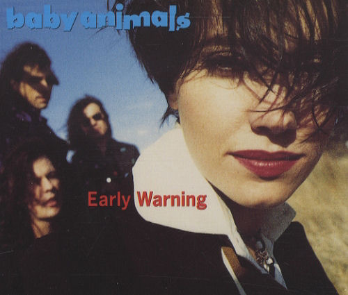 Baby Animals Early Warning UK Image One
