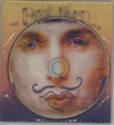"Baby Ford Beach Bump CD single (CD5 / 5"") UK BBFC5BE678860"
