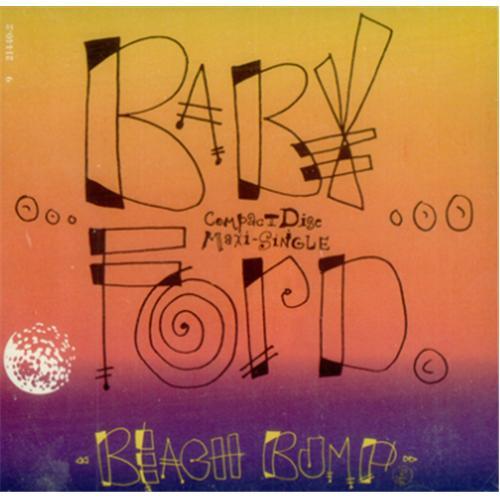 "Baby Ford Beach Bump CD single (CD5 / 5"") US BBFC5BE91373"