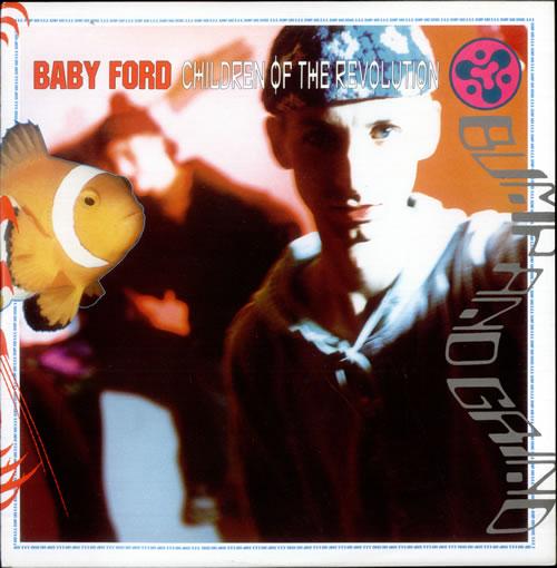 "Baby Ford Children Of The Revolution 12"" vinyl single (12 inch record / Maxi-single) UK BBF12CH27313"