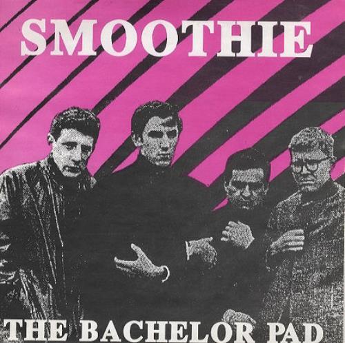 "Bachelor Pad Smoothie 7"" vinyl single (7 inch record) UK BPD07SM318090"