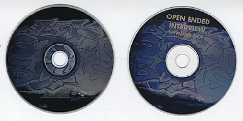 Backstreet Boys Black & Blue 2 CD album set (Double CD) UK BKB2CBL172847