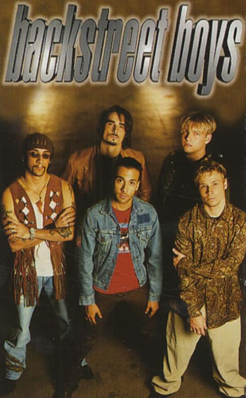 Backstreet Boys Black Amp Blue Calendar Indonesian