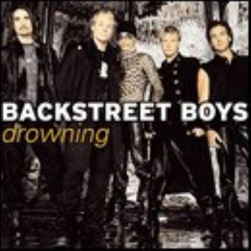 "Backstreet Boys Drowning - withdrawn CD single (CD5 / 5"") UK BKBC5DR198215"