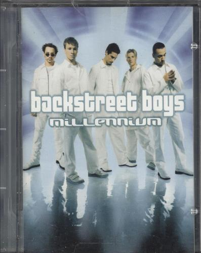 Backstreet Boys Millennium mini disc (MD) UK BKBMDMI745808