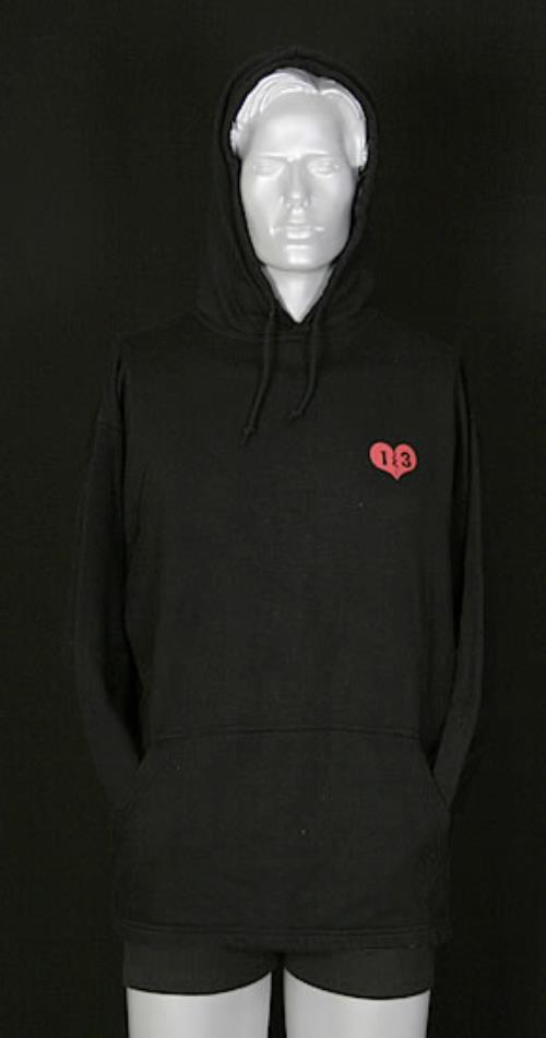 Backyard Babies '13' Hoody - XL clothing UK YRDMCHO470453