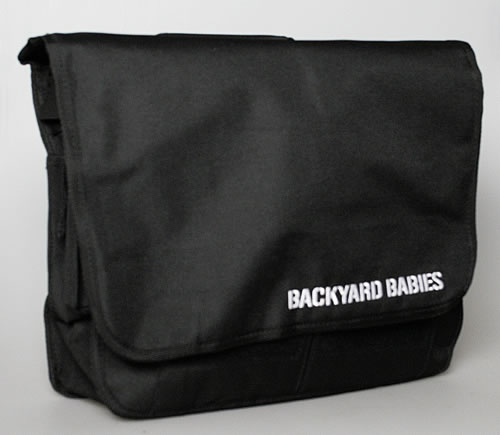 Backyard Babies Backyard Babies [Limited Bag Edition] Vinyl Box Set Dutch YRDVXBA465425