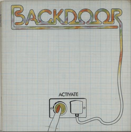 Back Door Activate vinyl LP album (LP record) UK BD/LPAC264483