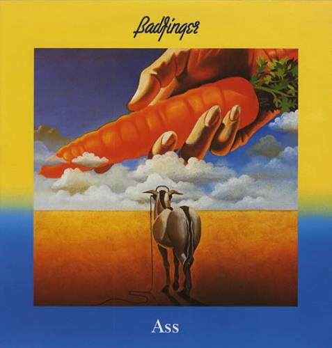 Badfinger Ass vinyl LP album (LP record) UK BDFLPAS139922