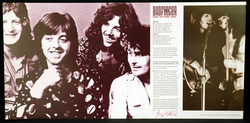 Badfinger Day After Day artwork US BDFARDA368005