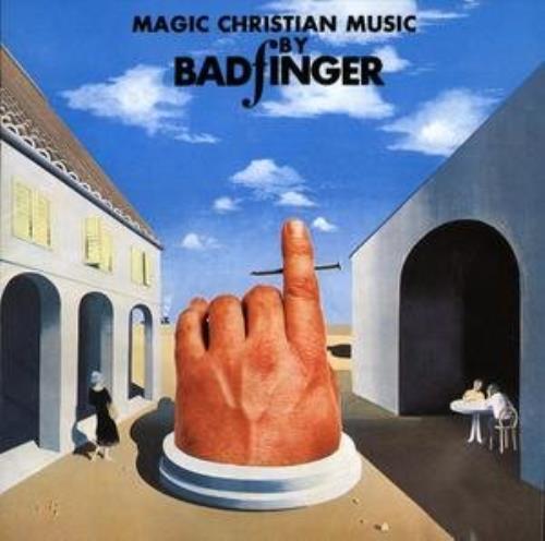 Badfinger Magic Christian Music CD album (CDLP) UK BDFCDMA285212