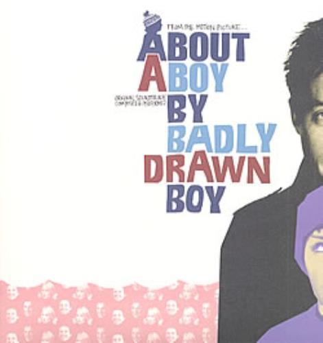 Badly Drawn Boy About A Boy vinyl LP album (LP record) UK BDWLPAB211865
