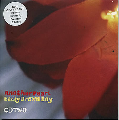 Badly Drawn Boy Another Pearl - Part 2 2-CD single set (Double CD single) UK BDW2SAN554772