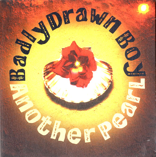 Badly Drawn Boy Another Pearl 2-CD single set (Double CD single) UK BDW2SAN158256