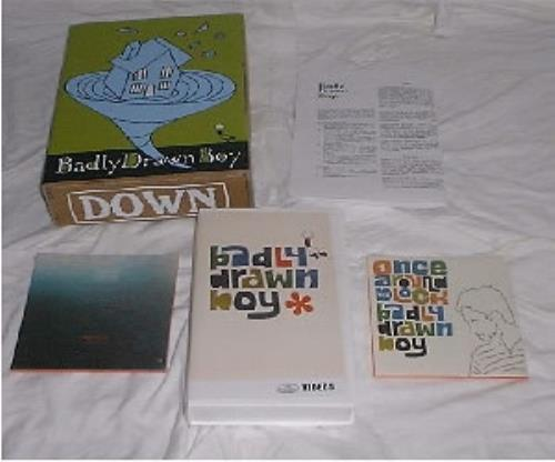 Badly Drawn Boy Badly Drawn Boy box set French BDWBXBA175266