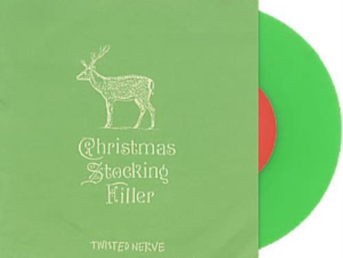 "Badly Drawn Boy Donna And Blitzen - green vinyl 7"" vinyl single (7 inch record) UK BDW07DO243799"