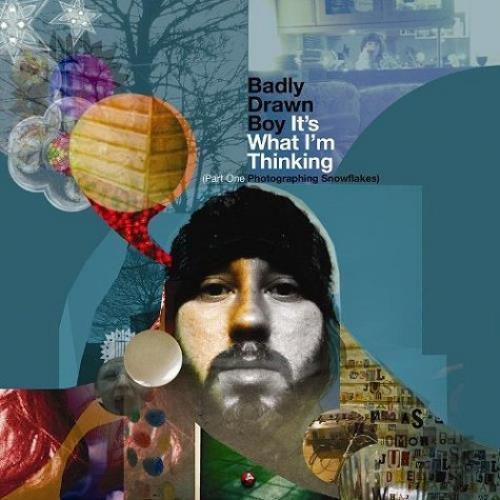 Badly Drawn Boy It's What I'm Thinking CD album (CDLP) UK BDWCDIT527443