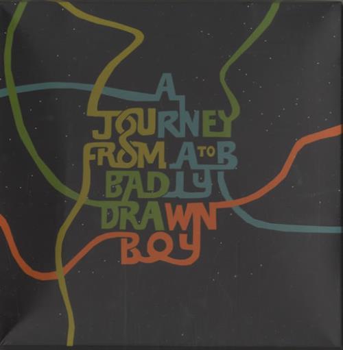 Badly Drawn Boy Nothin's Gonna Change Your Mind box set UK BDWBXNO448793