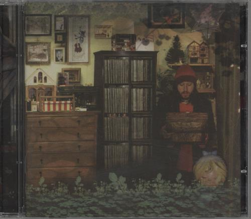 Badly Drawn Boy One Plus One Is One CD album (CDLP) UK BDWCDON290969