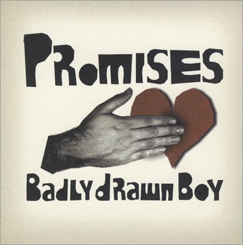"Badly Drawn Boy Promises 7"" vinyl single (7 inch record) UK BDW07PR405702"