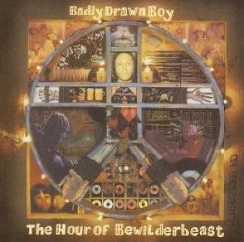 Badly Drawn Boy The Hour Of Bewilderbeast CD album (CDLP) UK BDWCDTH161691