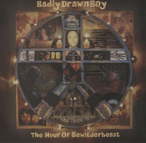 Badly Drawn Boy The Hour Of Bewilderbeast vinyl LP album (LP record) UK BDWLPTH207378
