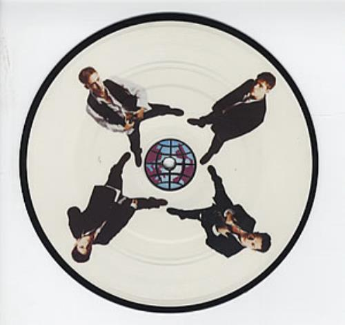 "Bad Boys Inc More To This World 7"" vinyl picture disc 7 inch picture disc single UK BBI7PMO301958"