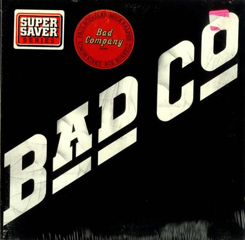 Bad Company Bad Company - Sealed vinyl LP album (LP record) US BCOLPBA403583