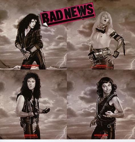 "Bad News Bohemian Rhapsody 12"" vinyl single (12 inch record / Maxi-single) UK BDN12BO164542"