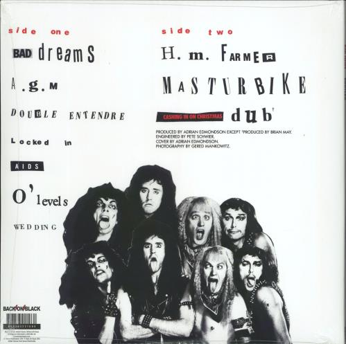 Bad News Bootleg - Clear - Sealed vinyl LP album (LP record) UK BDNLPBO773814