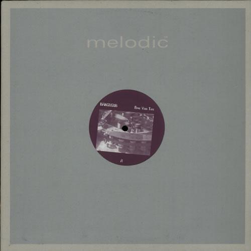 "Baikonour Bake Your Tape 12"" vinyl single (12 inch record / Maxi-single) UK G6K12BA629989"