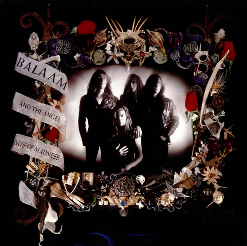 Balaam And The Angel Days Of Madness vinyl LP album (LP record) UK BAALPDA538771