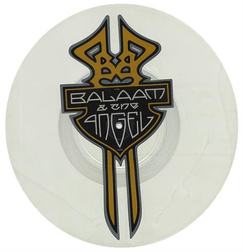 "Balaam And The Angel I Love The Things You Do To Me 12"" vinyl picture disc 12inch picture disc record UK BAA2PIL372394"