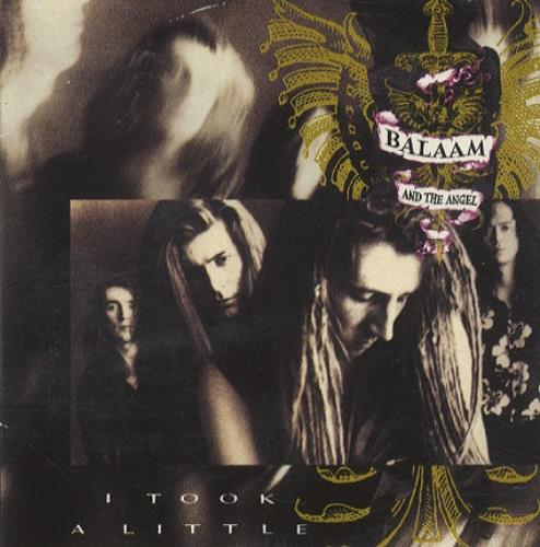 "Balaam And The Angel I Took A Little 3"" CD single (CD3) UK BAAC3IT241635"
