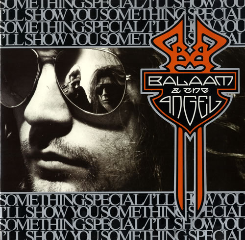 "Balaam And The Angel I'll Show You Something Special 12"" vinyl single (12 inch record / Maxi-single) UK BAA12IL557682"