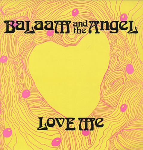 "Balaam And The Angel Love Me 12"" vinyl single (12 inch record / Maxi-single) UK BAA12LO316436"