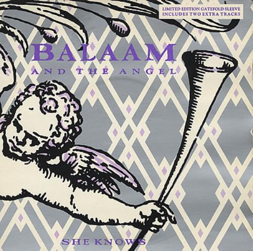 """Balaam And The Angel She Knows - Double pack 7"""" vinyl single (7 inch record) UK BAA07SH196394"""