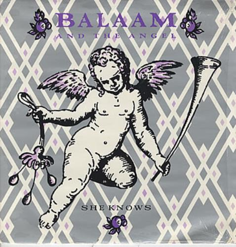 "Balaam And The Angel She Knows 12"" vinyl single (12 inch record / Maxi-single) UK BAA12SH316440"