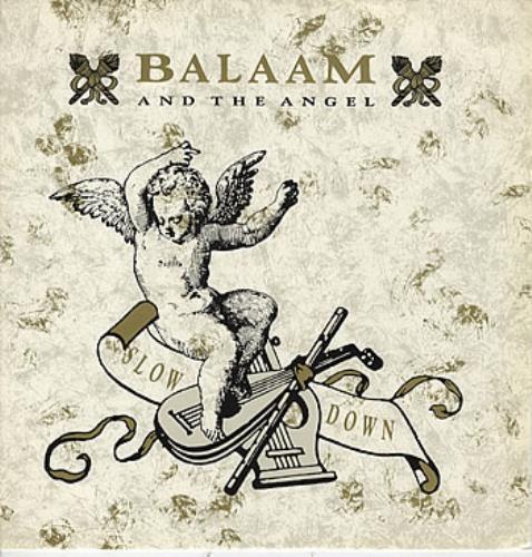 "Balaam And The Angel Slow Down 12"" vinyl single (12 inch record / Maxi-single) UK BAA12SL316442"
