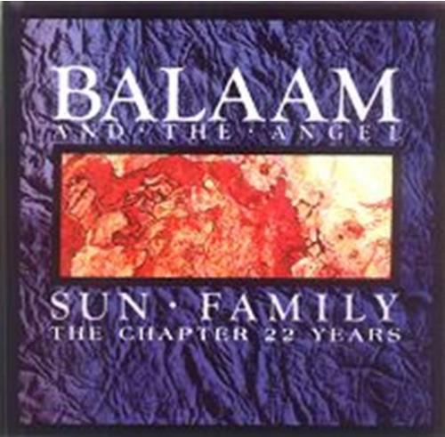 Balaam And The Angel Sun Family - The Chapter 22 Years CD album (CDLP) UK BAACDSU409944