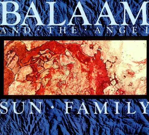 Balaam And The Angel Sun Family vinyl LP album (LP record) UK BAALPSU501865