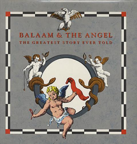 Balaam And The Angel The Greatest Story Ever Told vinyl LP album (LP record) UK BAALPTH316421