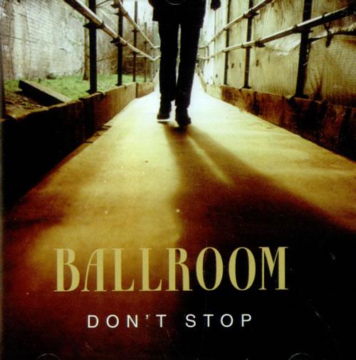 "Ballroom Don't Stop CD single (CD5 / 5"") UK B\RC5DO516159"