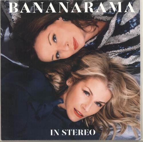 Bananarama In Stereo - Clear Vinyl - Sealed vinyl LP album (LP record) UK BANLPIN726072