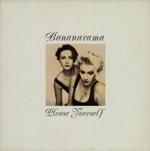 Bananarama Please Yourself vinyl LP album (LP record) UK BANLPPL613214